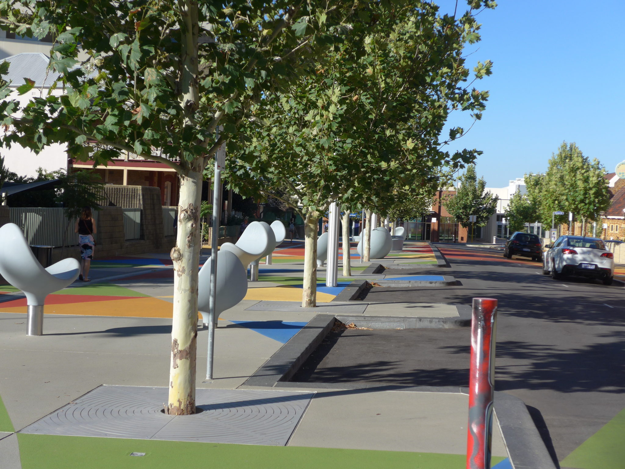 Museum Street Perth