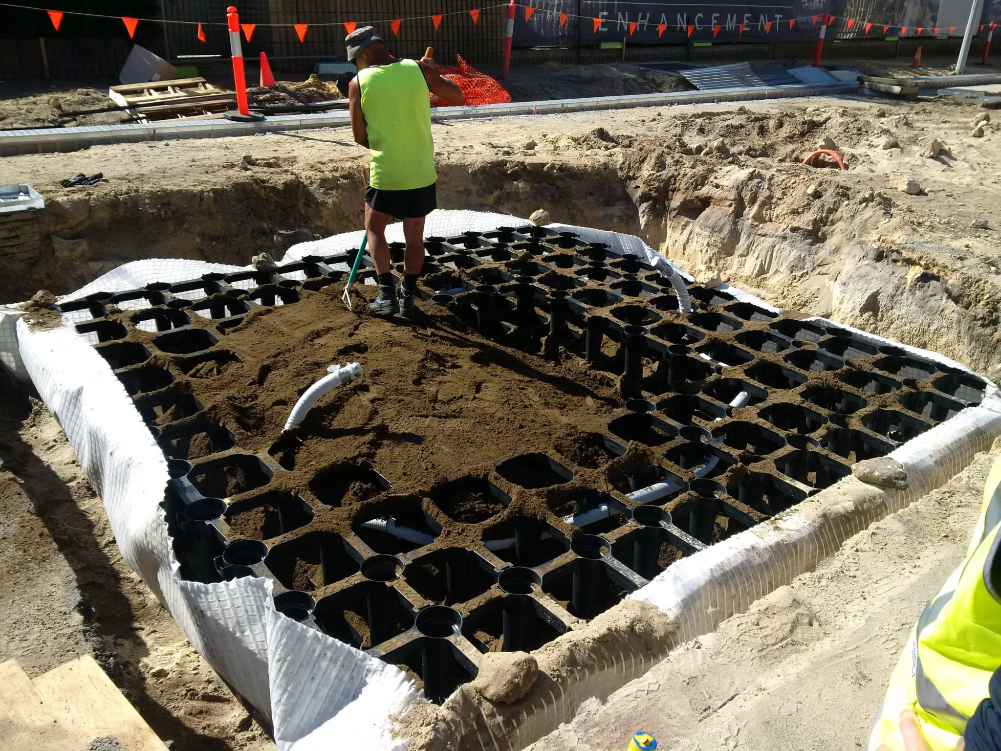 Perth's first Stratavault installation