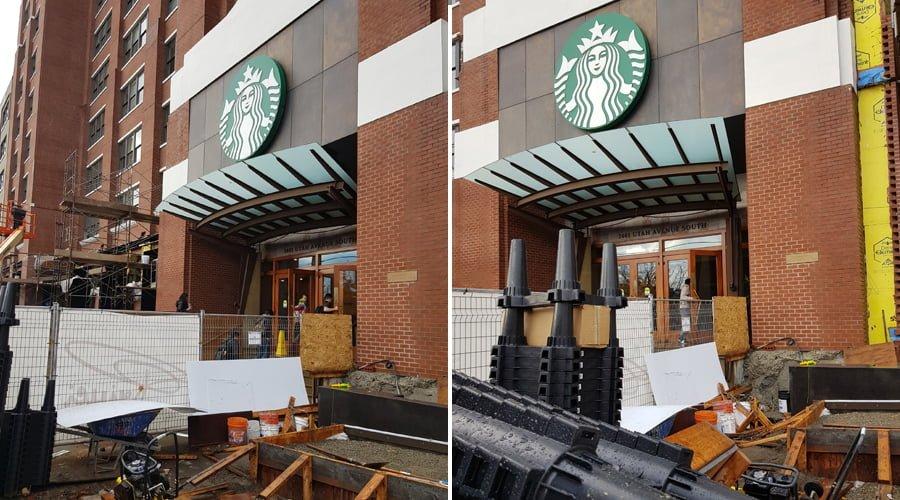 Stratavault Installation - Starbucks SupportCentre